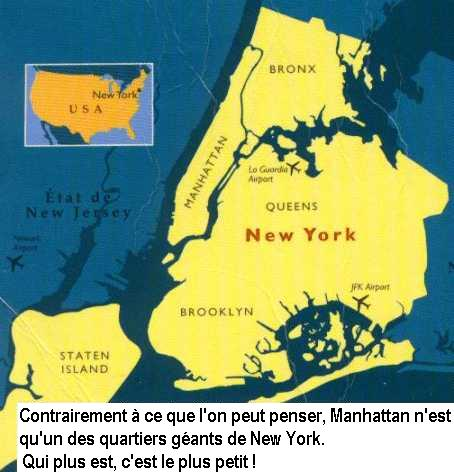 Plan de New York